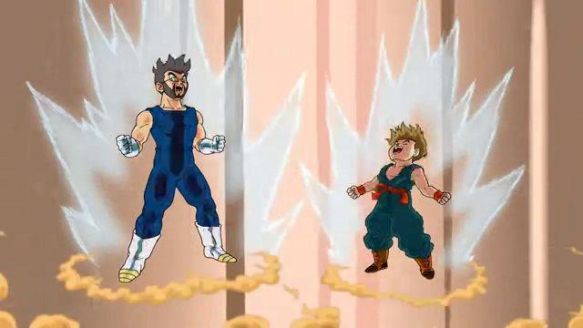 Padre regala a su hijo capítulo de Dragon Ball donde son protagonistas (3)