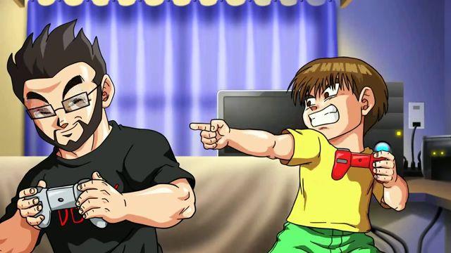 Padre regala a su hijo capítulo de Dragon Ball donde son protagonistas (2)