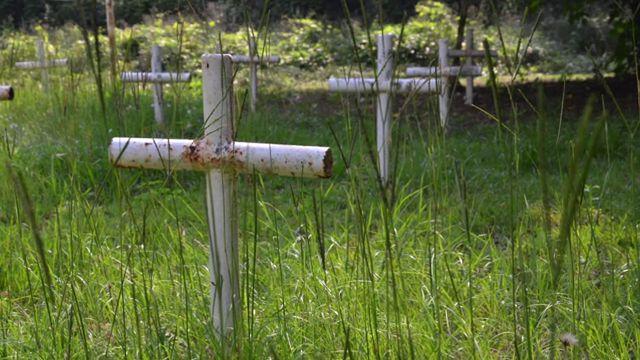cementerio Arthur G. Dozier