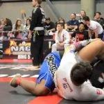 Nuevo y letal golpe de Jiu-jitsu noquea a cualquiera