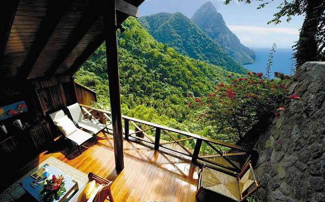 hoteles increíbles (9) Ladera Resort