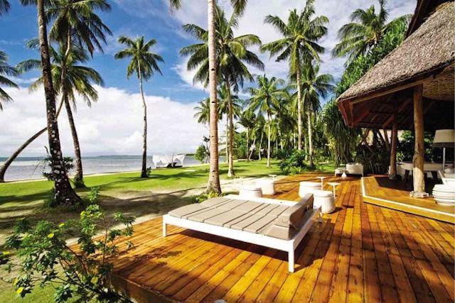 hoteles increíbles (2) Dedon Island Resort