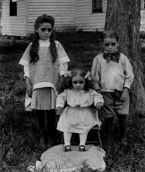 niños del orfanato