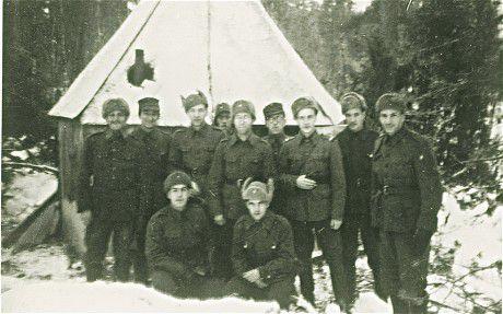 soldados judios finlandeses