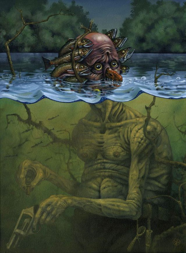 Pinturas Jeff Christensen surrealismo (2)