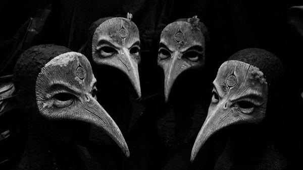 Máscaras tenebrosas