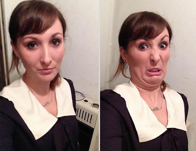 mujeres bonitas haciendo caras feas (7)