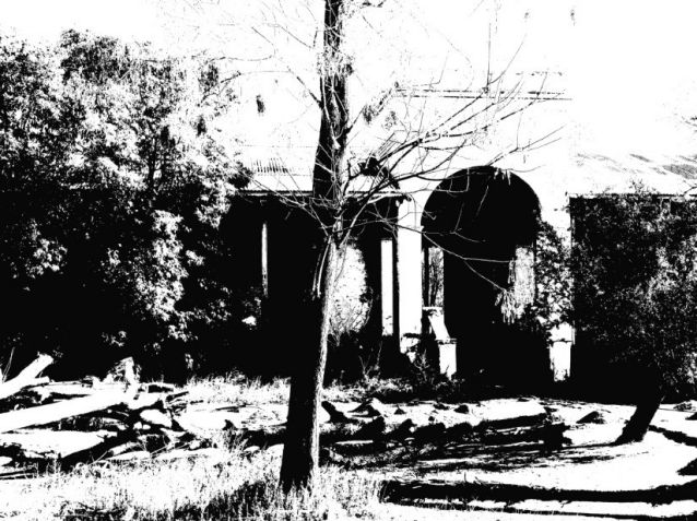 entrada orfanato