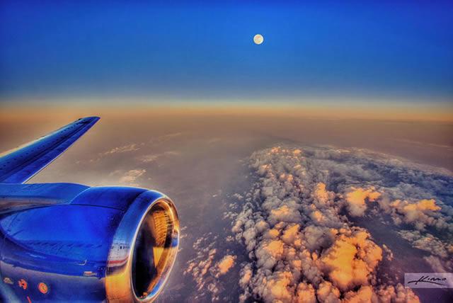 28 razones para pedir la ventana de una avión 25