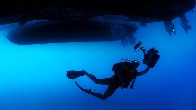 oceano exploración