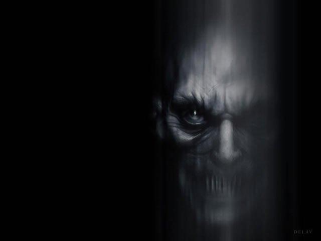 rostro terror