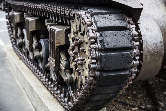 tanque guerra