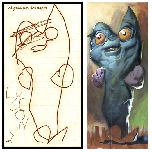 The Monster Engine por Dave DeVries (7)