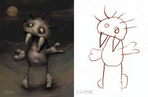 The Monster Engine por Dave DeVries (4)