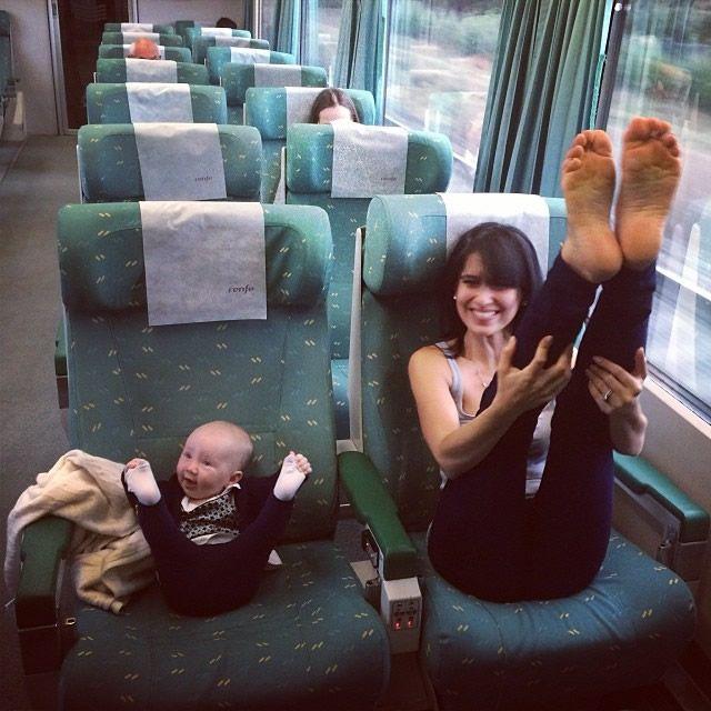 Yoga madre e hija Laura Kasperzak (3)