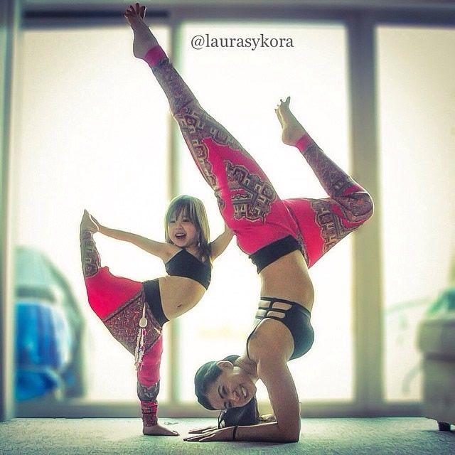 Yoga madre e hija Laura Kasperzak (19)