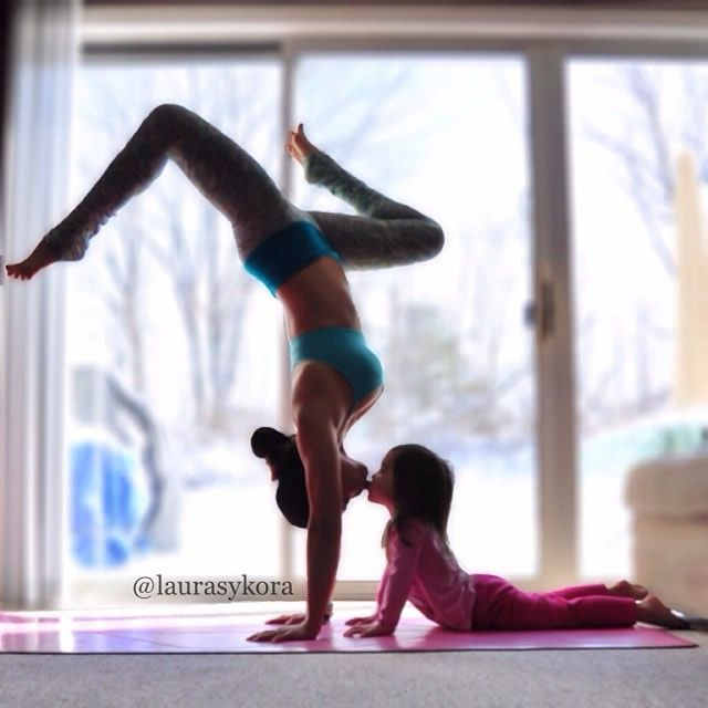 Yoga madre e hija Laura Kasperzak (18)