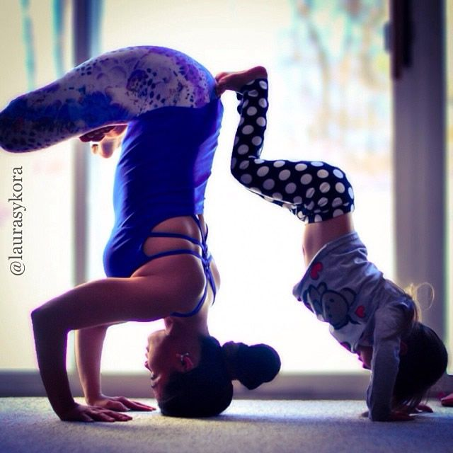 Yoga madre e hija Laura Kasperzak (16)