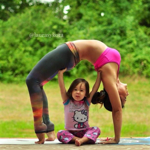 Yoga madre e hija Laura Kasperzak (15)