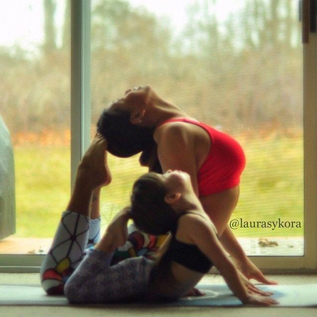 Yoga madre e hija Laura Kasperzak (11)