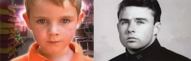 Ian Hagedorn reencarno en su abuelo