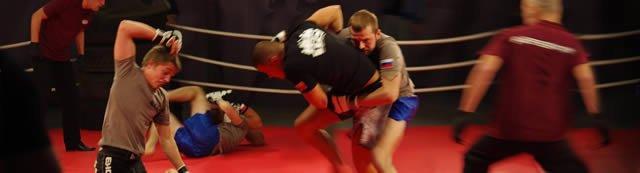 Campeonato MMA en equipos