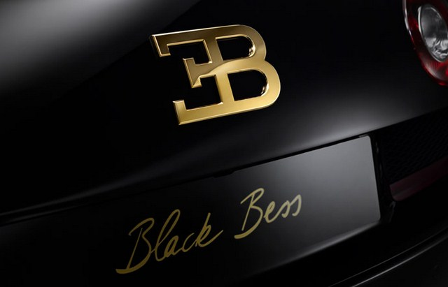 Bugatti Veyron Black Bess (9)