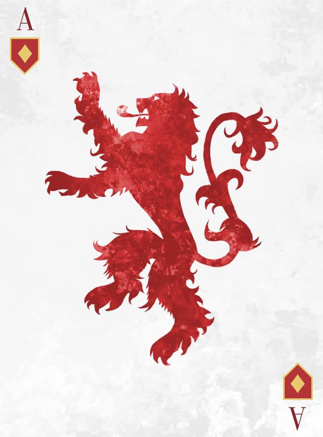 Baraja Inglesa Game of Thrones (9)