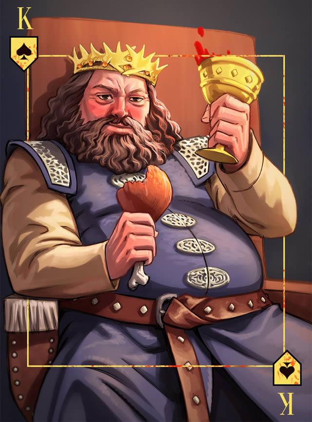 Baraja Inglesa Game of Thrones (36)