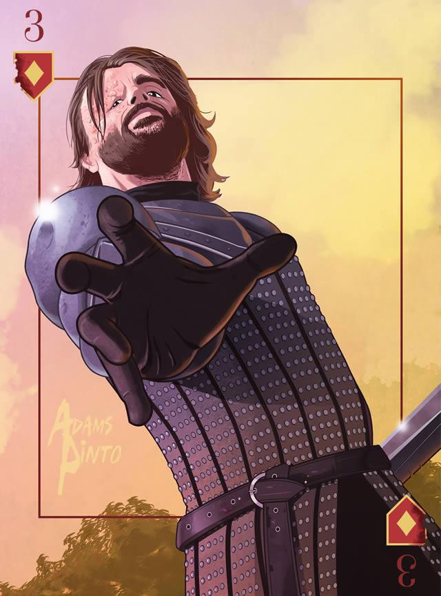 Baraja Inglesa Game of Thrones (28)