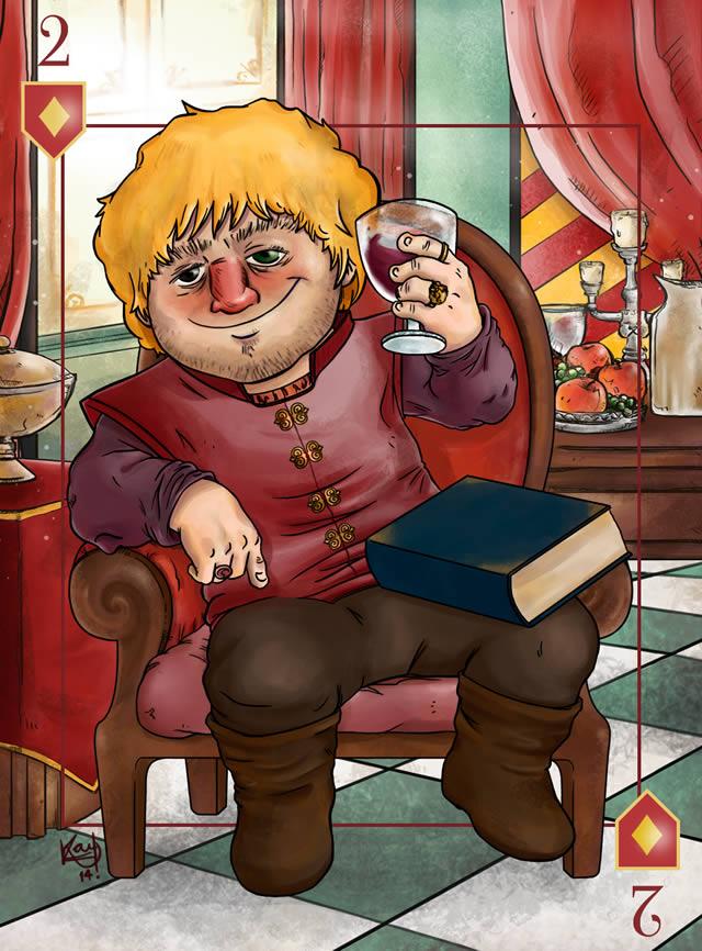 Baraja Inglesa Game of Thrones (41)