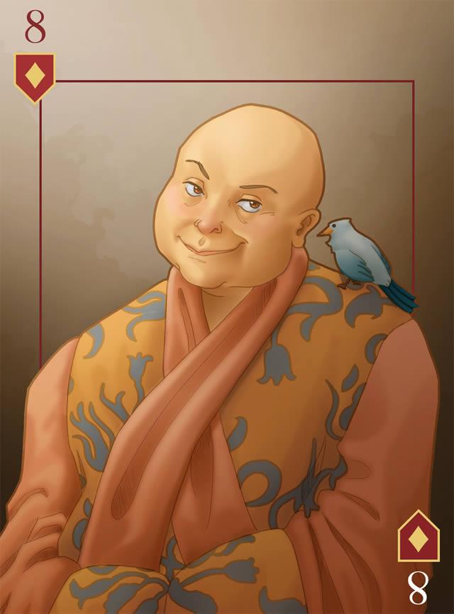 Baraja Inglesa Game of Thrones (7)