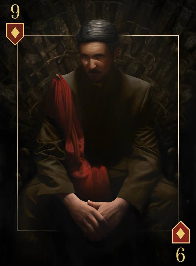 Baraja Inglesa Game of Thrones (2)