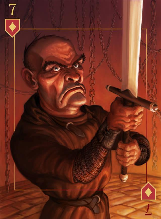 Baraja Inglesa Game of Thrones (21)