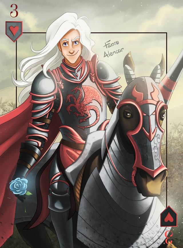 Baraja Inglesa Game of Thrones (37)