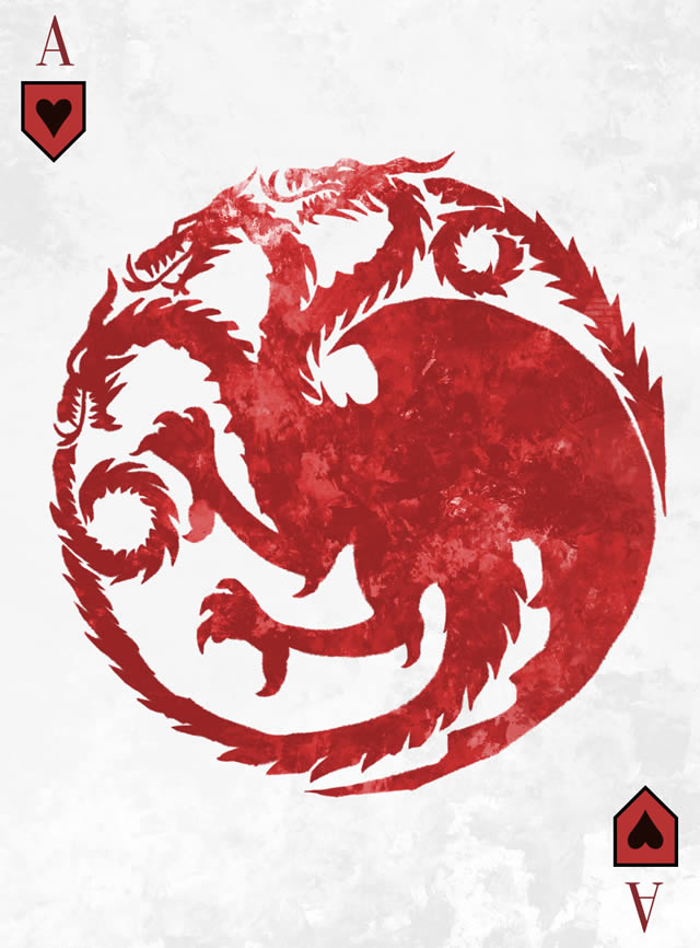 Baraja Inglesa Game of Thrones (27)