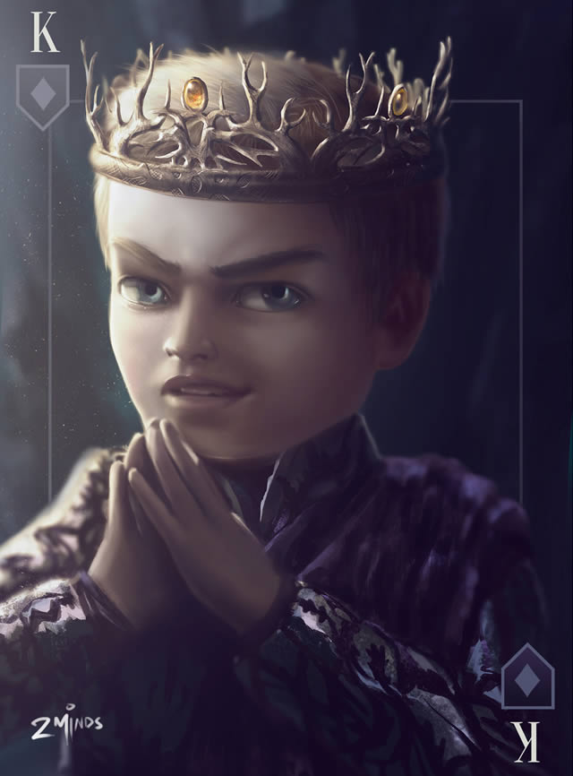 Baraja Inglesa Game of Thrones (5)