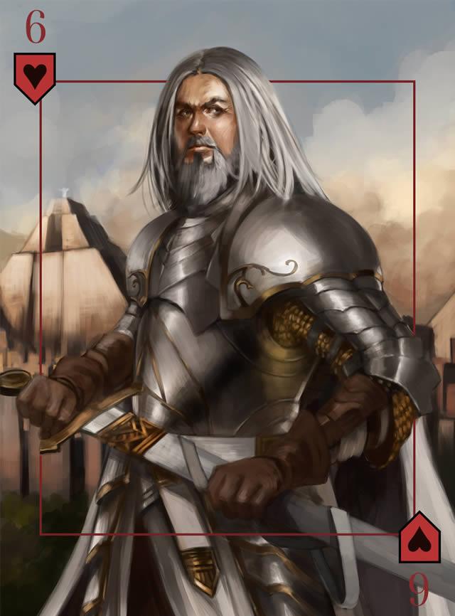 Baraja Inglesa Game of Thrones (14)
