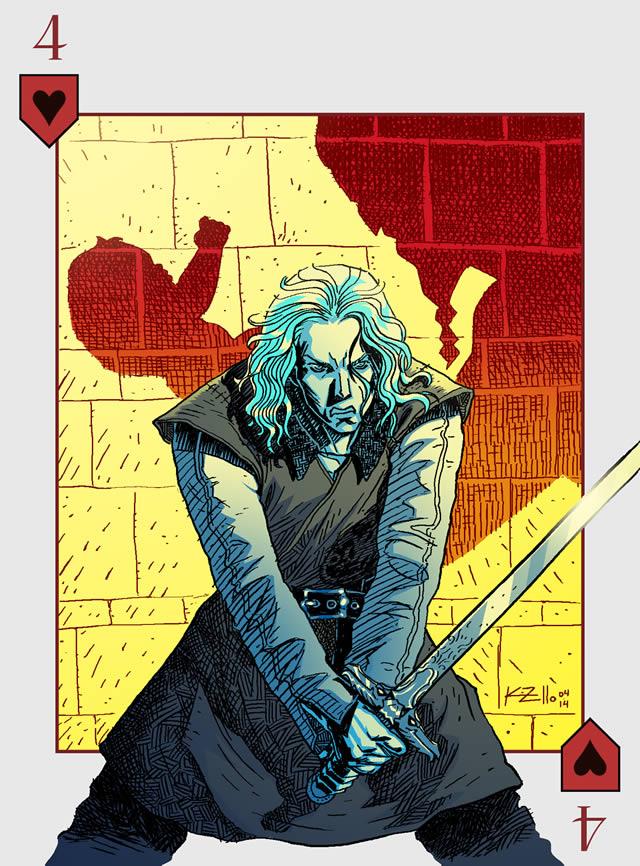 Baraja Inglesa Game of Thrones (48)
