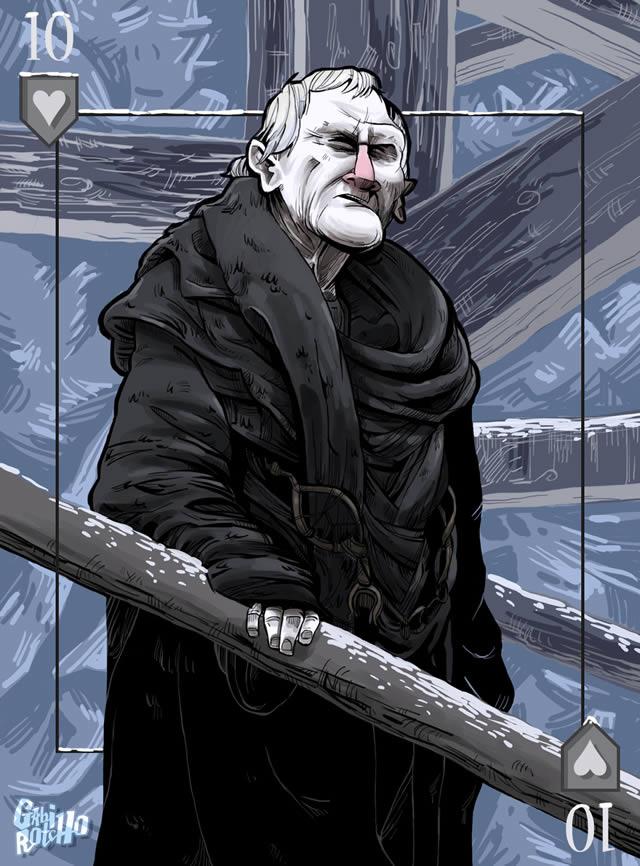 Baraja Inglesa Game of Thrones (39)