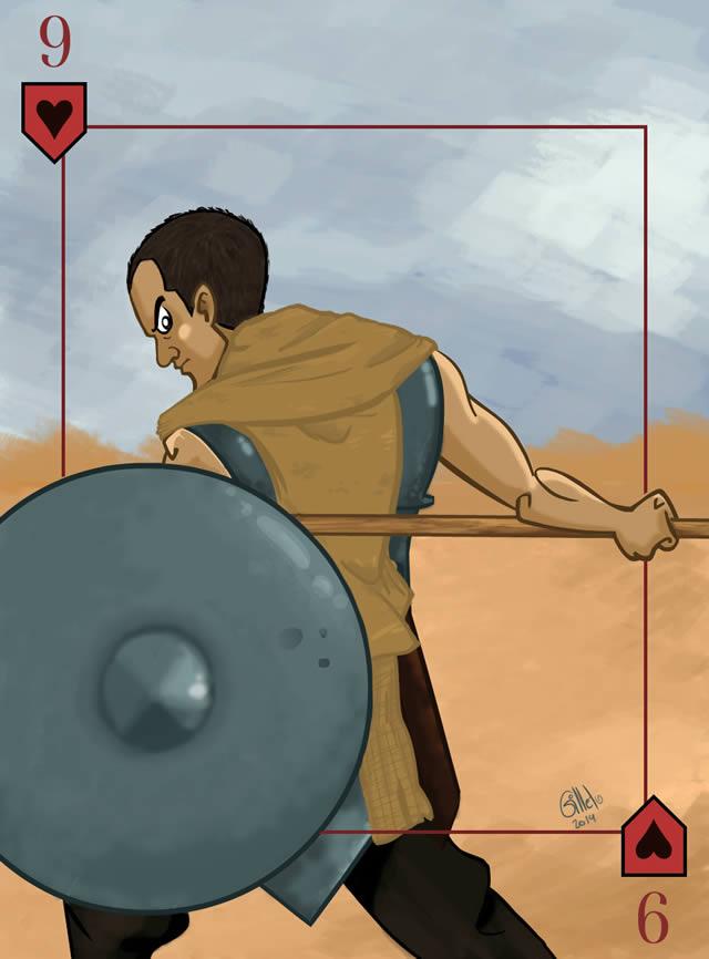 Baraja Inglesa Game of Thrones (6)