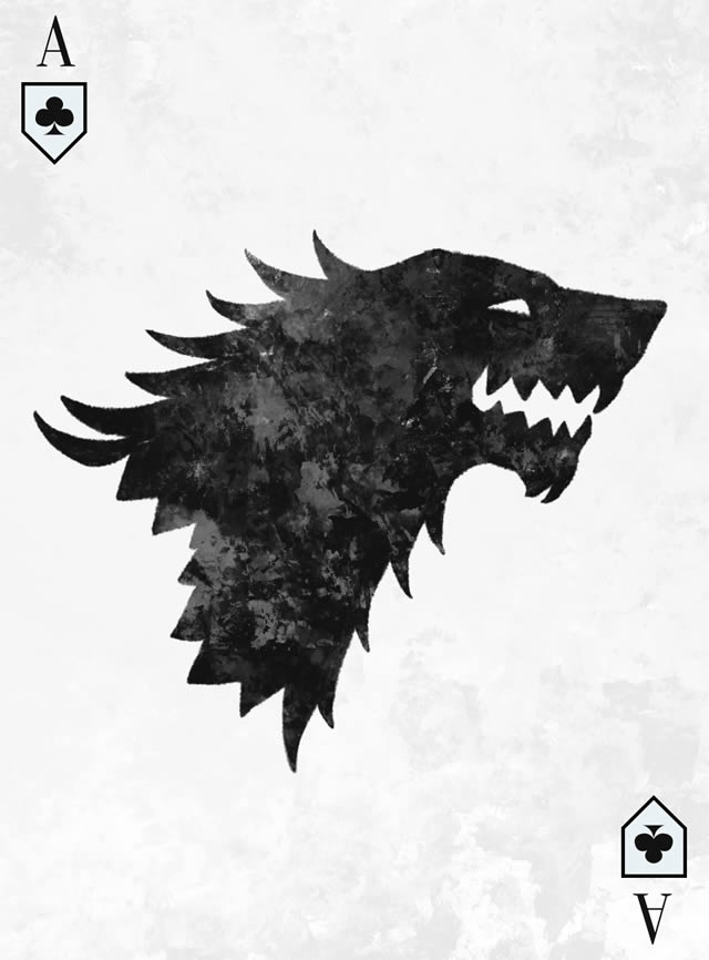 Baraja Inglesa Game of Thrones (4)