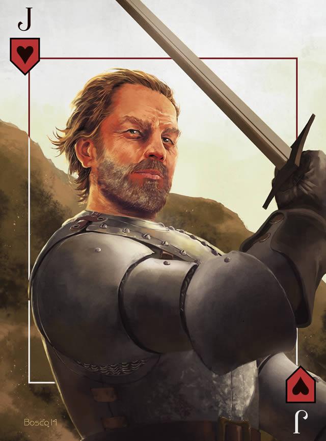 Baraja Inglesa Game of Thrones (17)