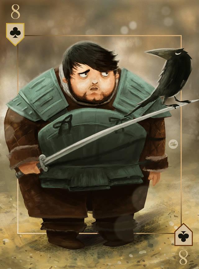 Baraja Inglesa Game of Thrones (19)