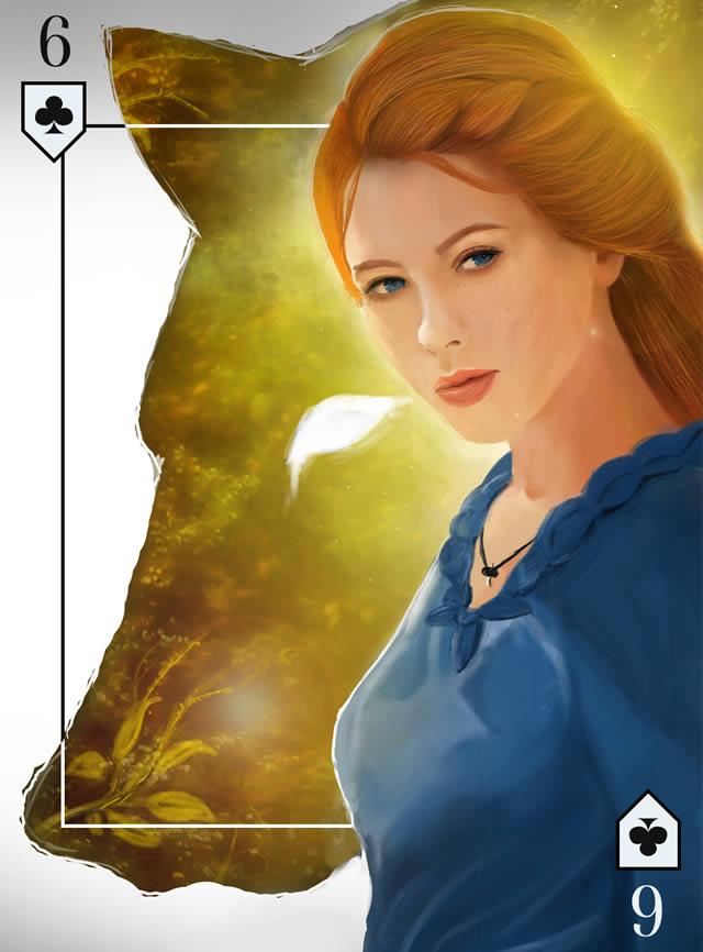 Baraja Inglesa Game of Thrones (13)