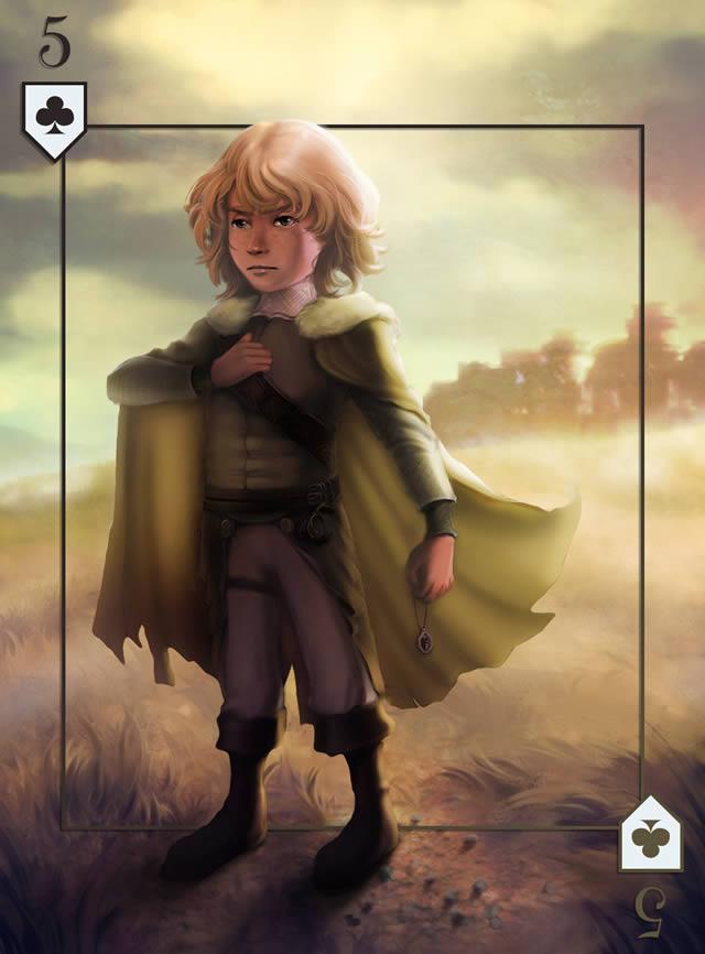 Baraja Inglesa Game of Thrones (8)