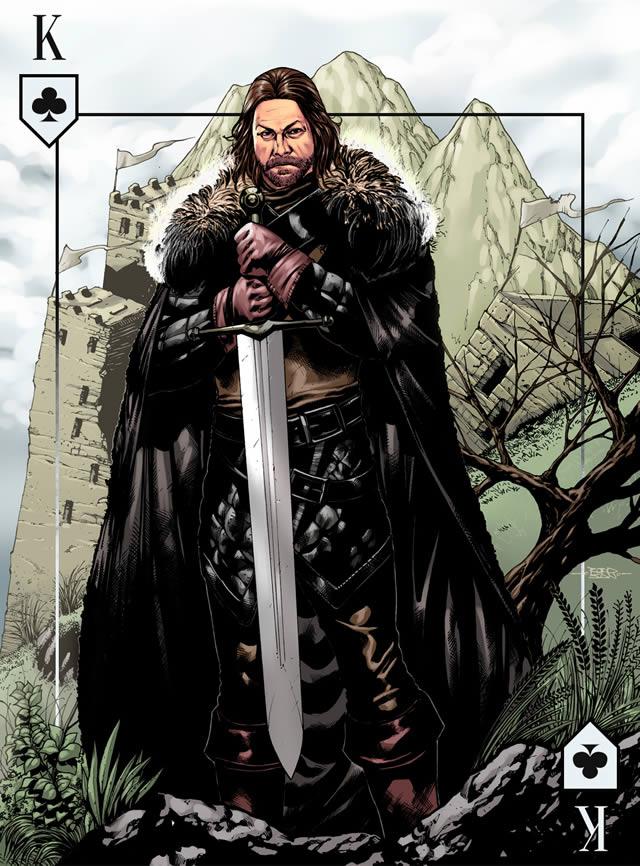 Baraja Inglesa Game of Thrones (42)
