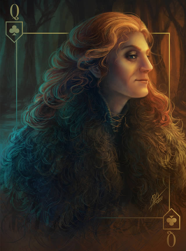 Baraja Inglesa Game of Thrones (16)
