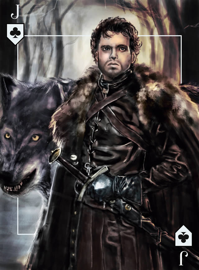 Baraja Inglesa Game of Thrones (29)