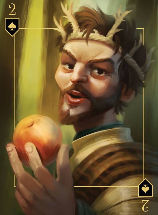 Baraja Inglesa Game of Thrones (11)